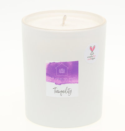Large Candle: Tranquility