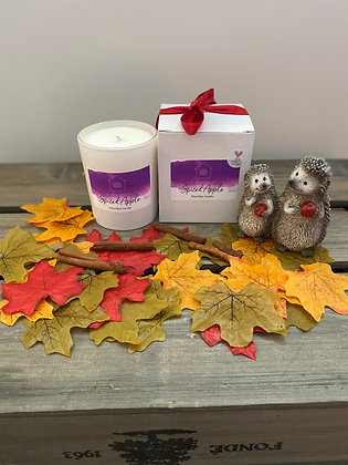 Spiced Apple Large Candle