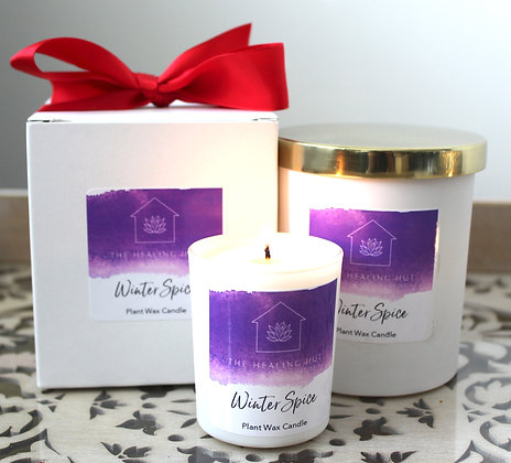 Large Candle: Winter Spice
