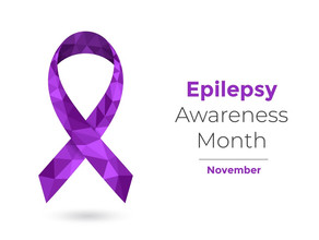EPILEPSY AWARENESS MONTH NOVEMBER