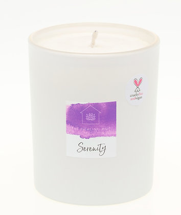 Large Candle: Serenity