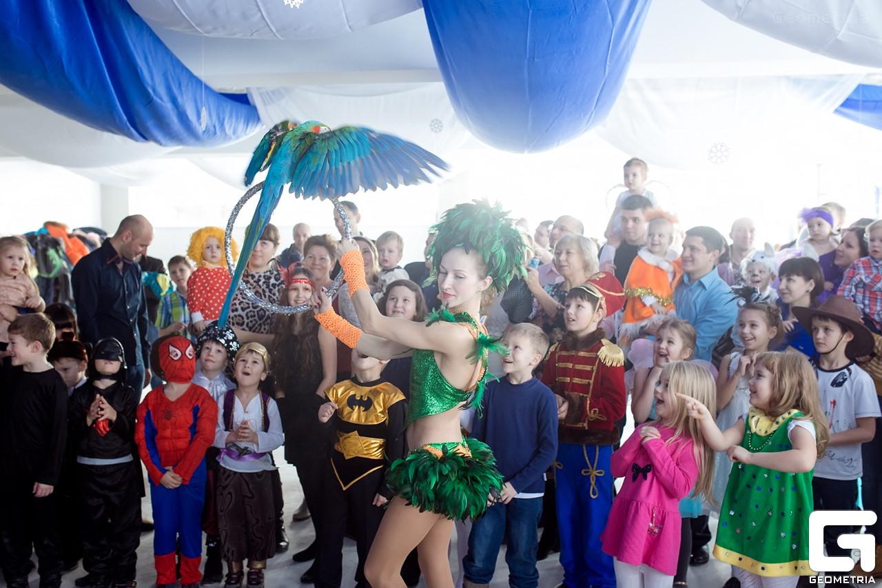 Мероприятие в танцевальном зале