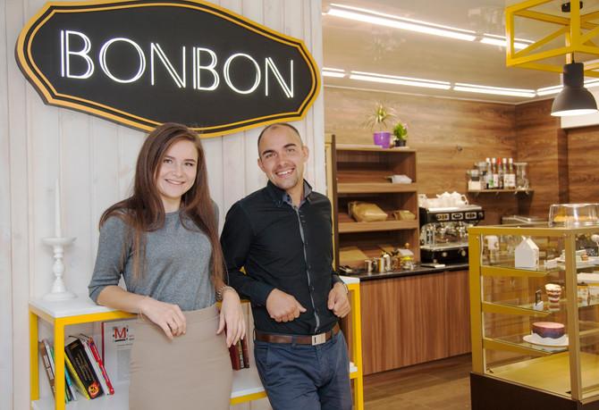 Создатели кафе BonBon: «Очень удобно жить и работать в Хрустальном»