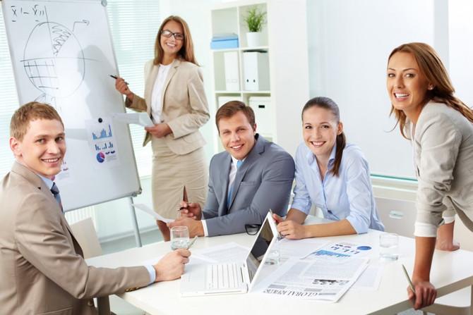 Посети бизнес-тренинги и мероприятия по улучшению качества продаж