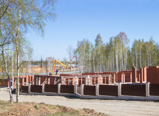 Получено разрешение на строительство коттеджного поселка AURA на 4 км Байкальского тракта