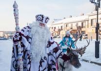 Новогодняя Ёлка в поселке EcoVille