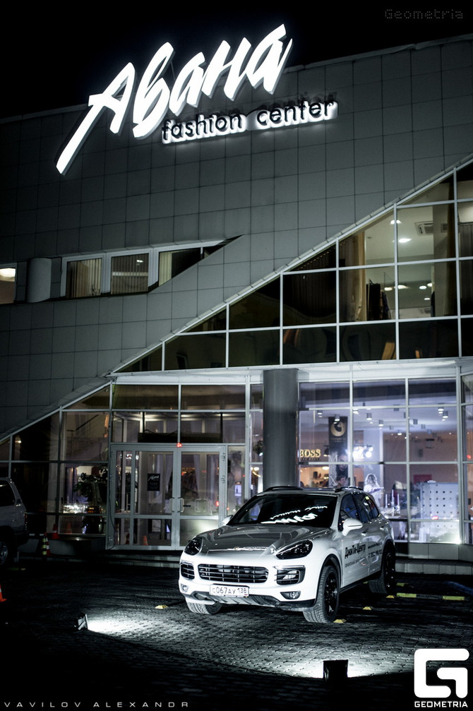 """La Dolche Vita"" в ТЦ Авана Fashion Center"