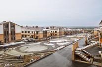 Стадия строительства EcoVille - ноябрь 2018