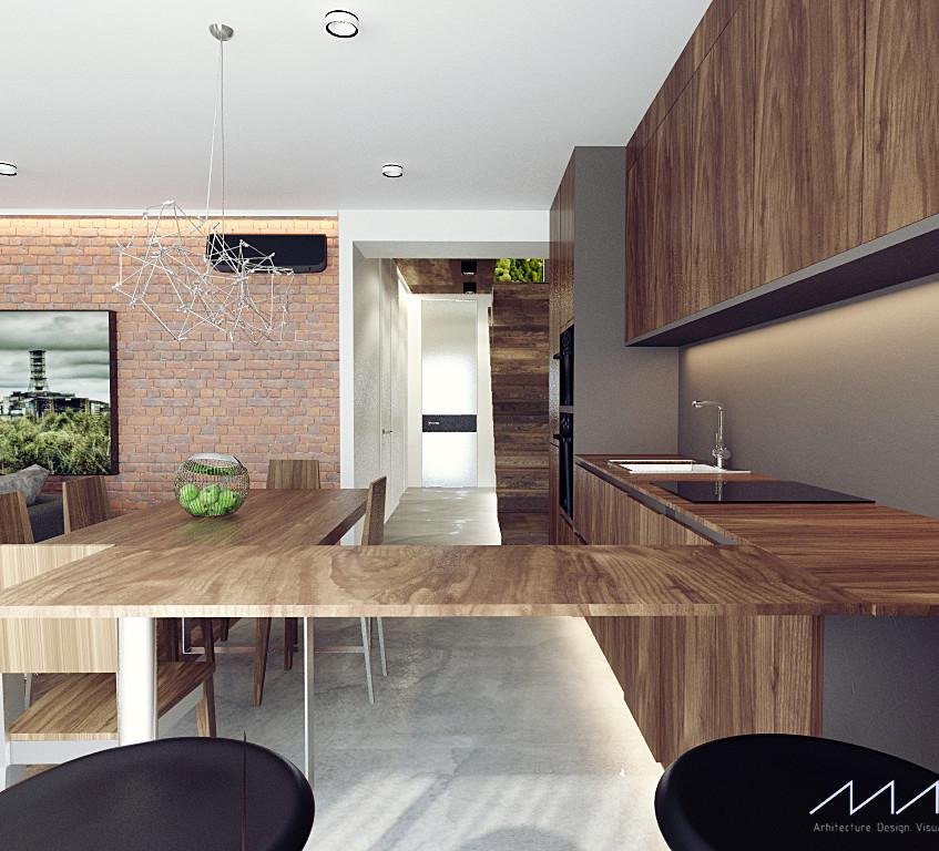 03 кухня столовая