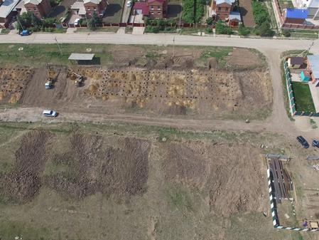 Стадия строительства Ecoville Июнь 2016