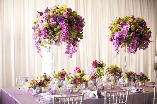 Закажи свадебную флористику и цветы