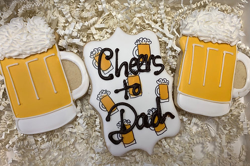 Cheers to Dad Box Set