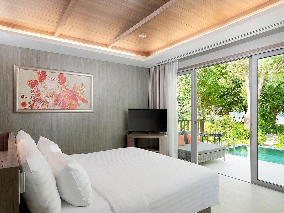 Phi Phi Princess Resort pool villa