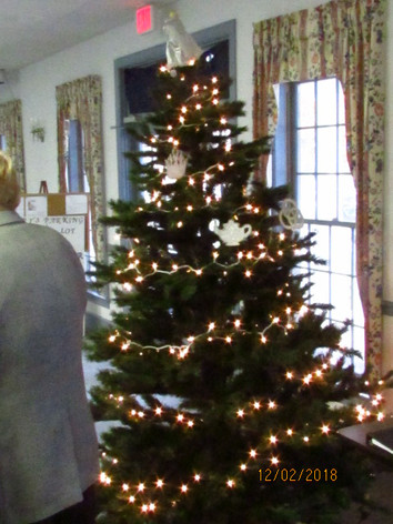 Chrismond tree 2018.JPG