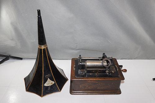 Ca 1900 Edison Standard Cylinder Phonograph