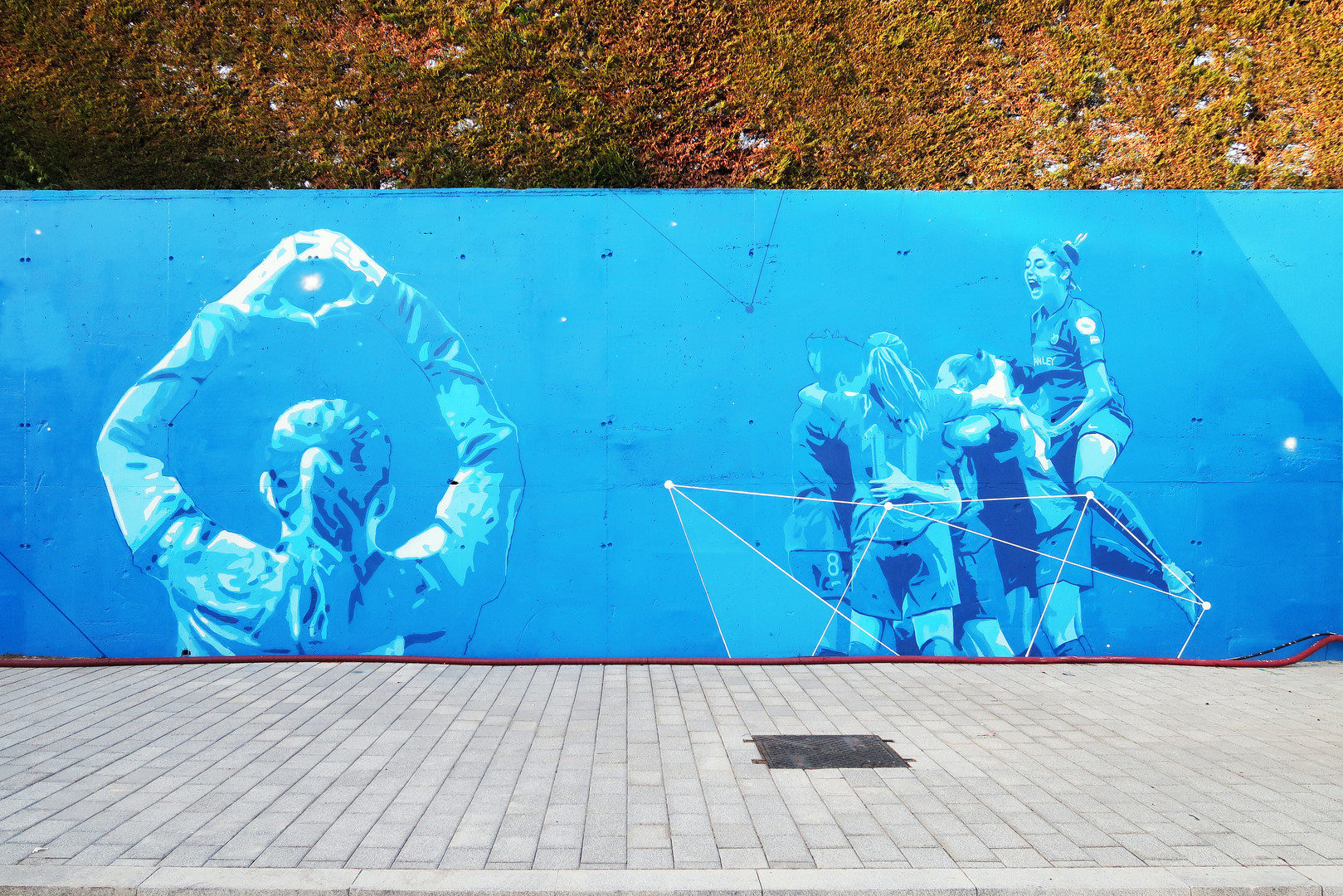 Blur Blaugrana_AXE colours HK
