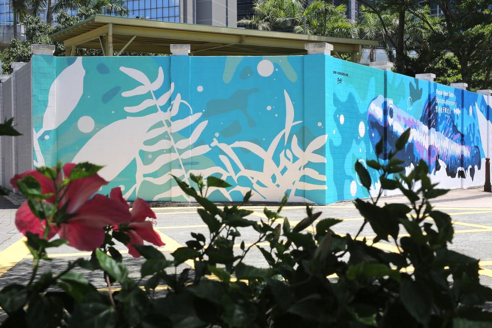 graffiti hong kong central