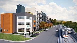 Developing apartments in Denver, Colorado