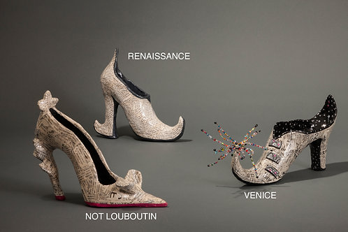 NOT LOUBOUTIN