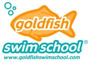 Gold Fish Swim School Logo