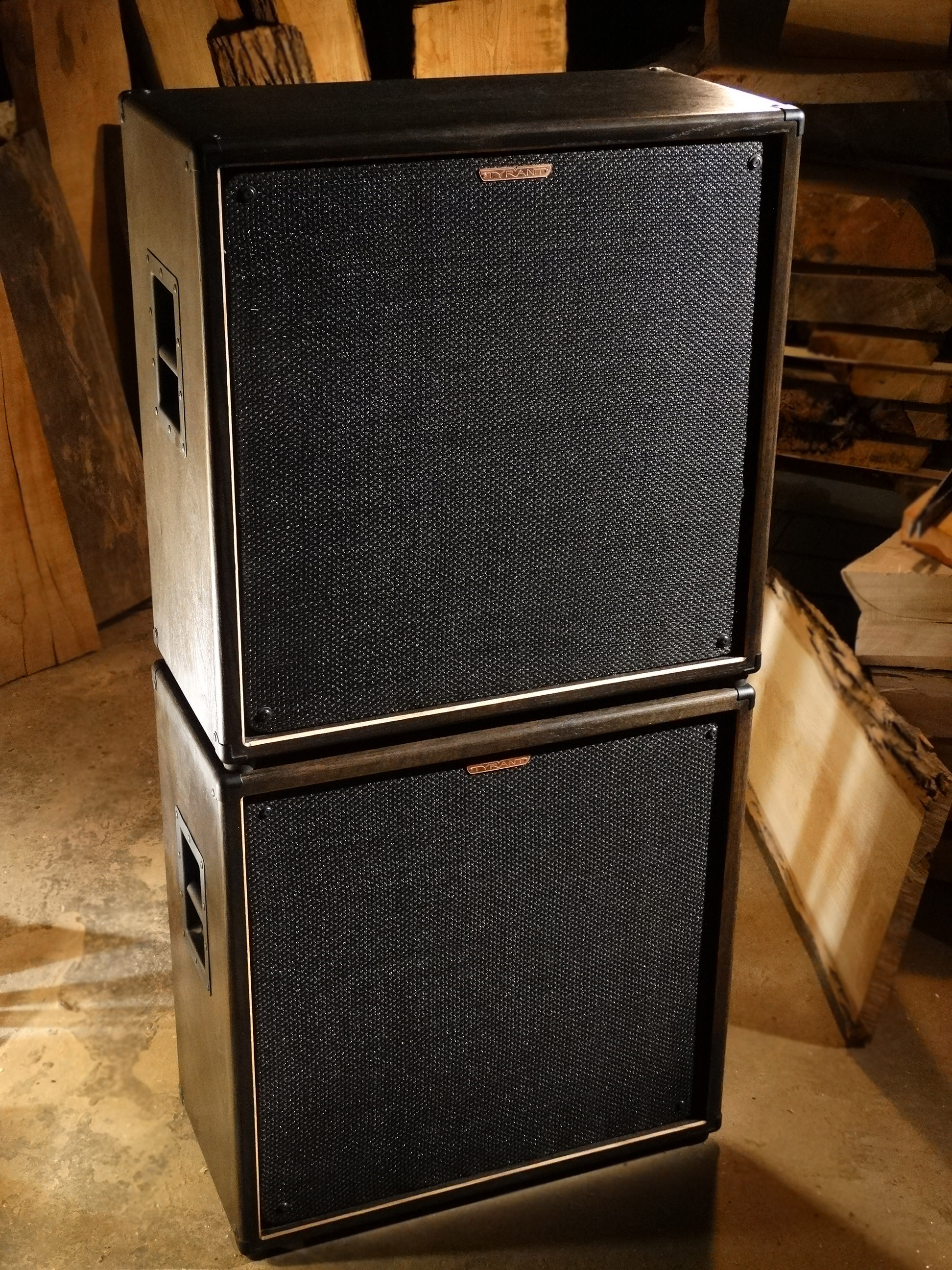 Guitar 215 Cabs (stacked)