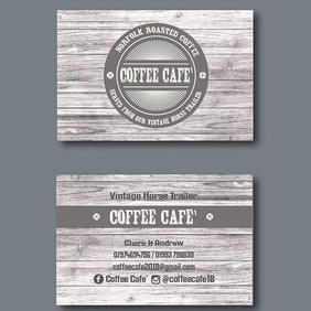 Our new business cards 😀😀😀 Logo and d