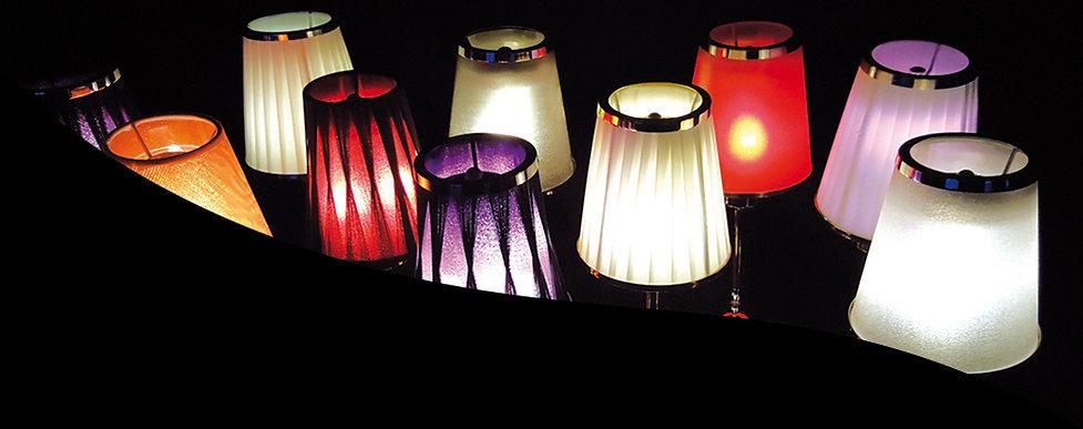 Lampes sans fil, bougies rechargeables, mobiliers lumineux, Led rechargeables, photophores électroniques, bougie real candle