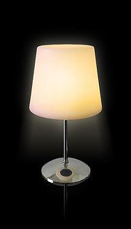 bougies à led, photophores de table, lampes de table, led rechargeable, real candle