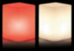 lampes de table, menus lumineux, bougies à led, real candle, lampes sans fil, mobiliers lumineux, bougies électriques, lampes rechargeables, bougies scintillantes