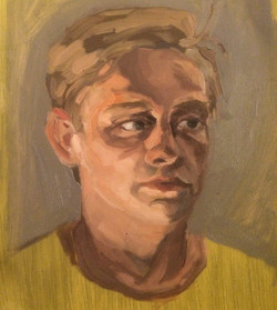 Portrait of Malcolm
