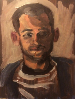 Portrait of Liam