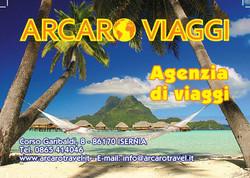FILE BIGLIETTO DA VISITA ARCARO VIAGGI