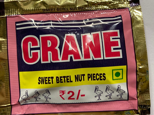 Crane Betel Nut pieces Sweets - Small