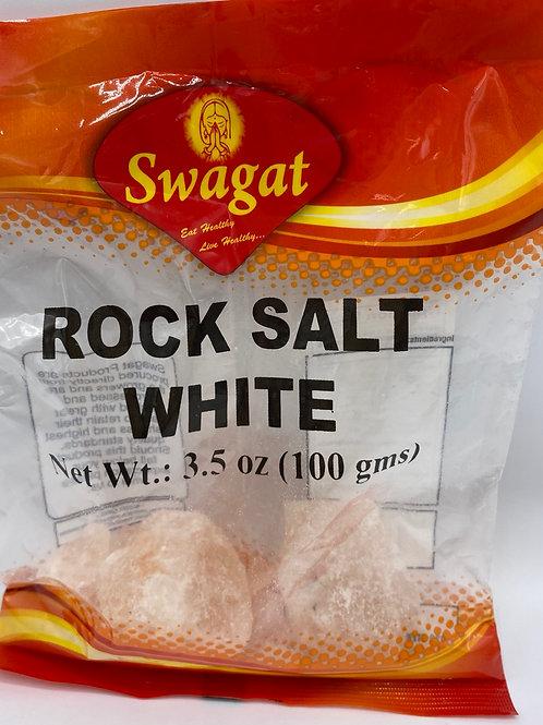 Swagat Rock Salt White  - 3.5oz/100g