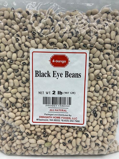 i-Ganga Black Eye Beans - 2lb