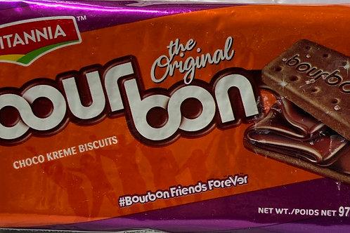 Britannia Bourbon Biscuit - 97g
