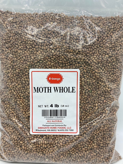 I-Ganga Moth Whole - 4lb