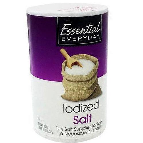 EveryDay Iodized Salt - 26 oz