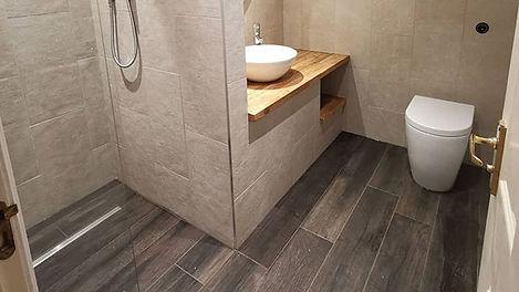 Luxury Wetrooms Design & Installation Scotland