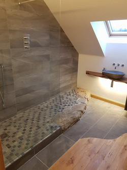 River Stone Wetroom
