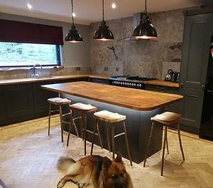 Kitchen Design and Installation Scotland