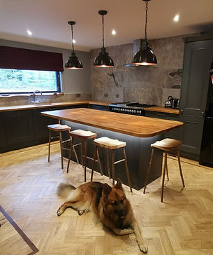 Kitchen Design & Installation Scotland