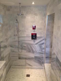Marble Wetroom
