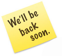 Planning for Fall 2021 - We'll Be Back Soon!