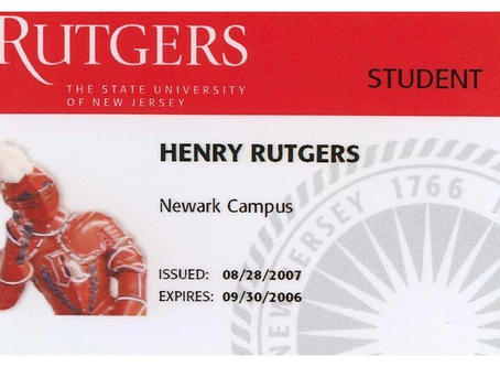 Need a New or Replacement ID Card?