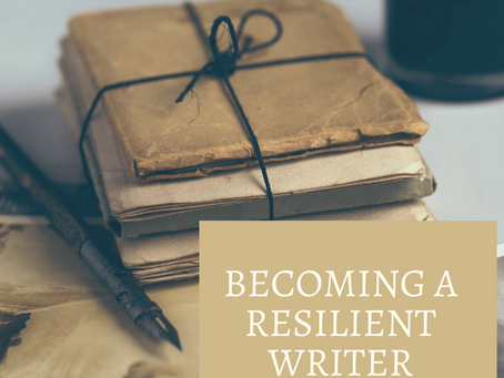Register Today: Becoming a Resilient Writer (3/10)
