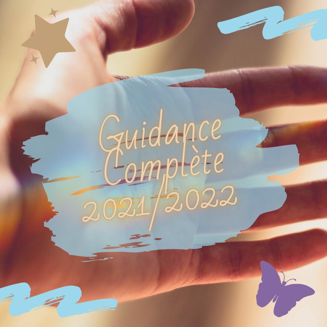 Guidance Complète 2021/2022   2H