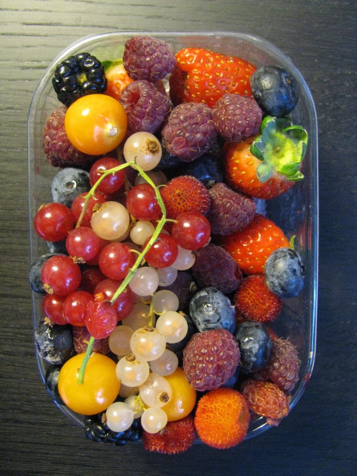 Fruit in Barcelona