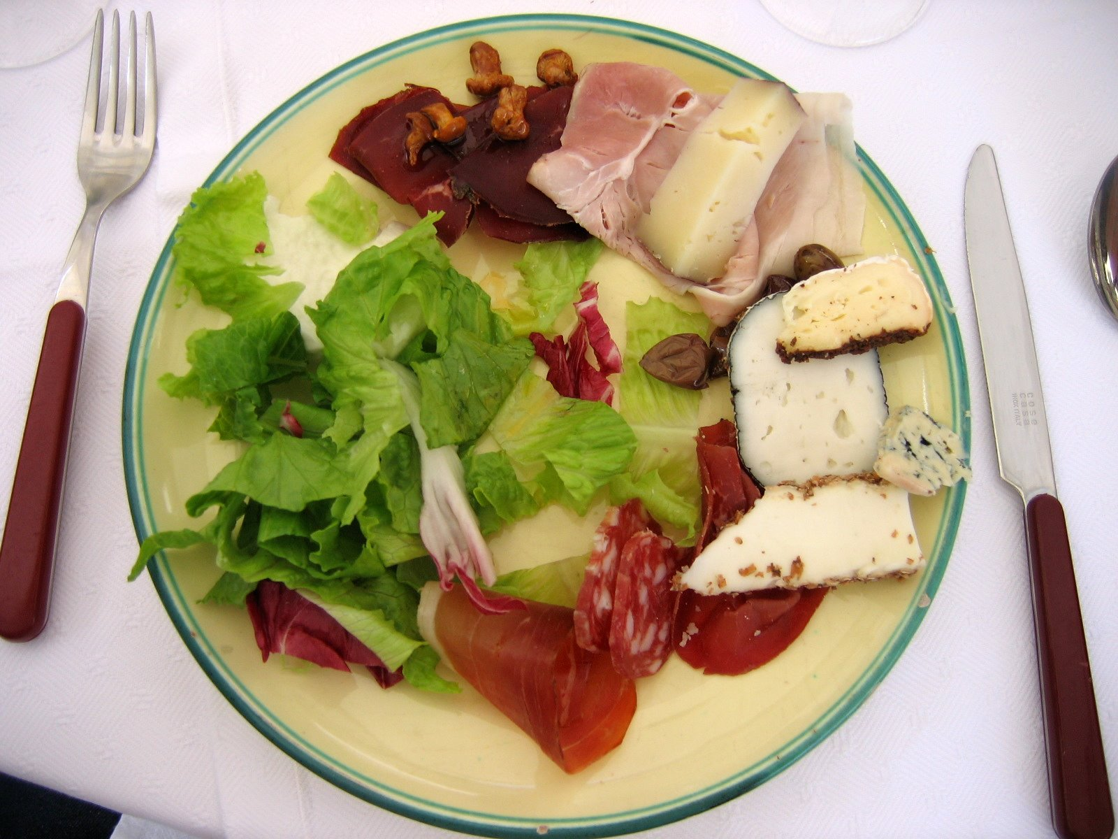 Cold Cuts Plated