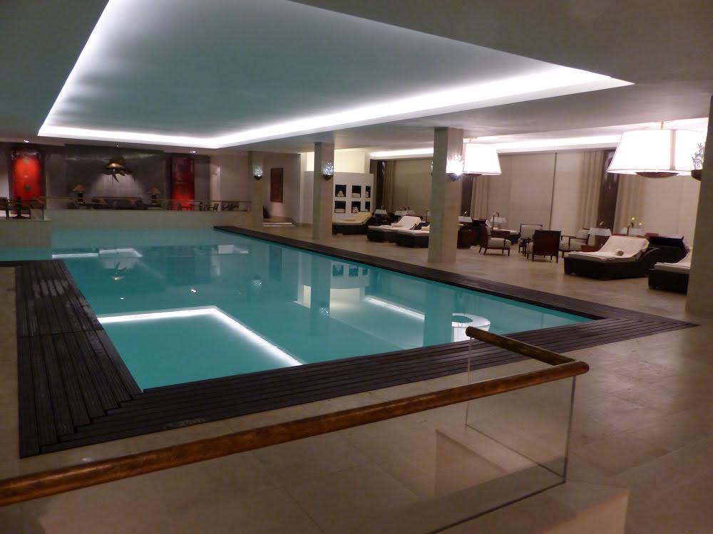 Ritz Lisbon Pool